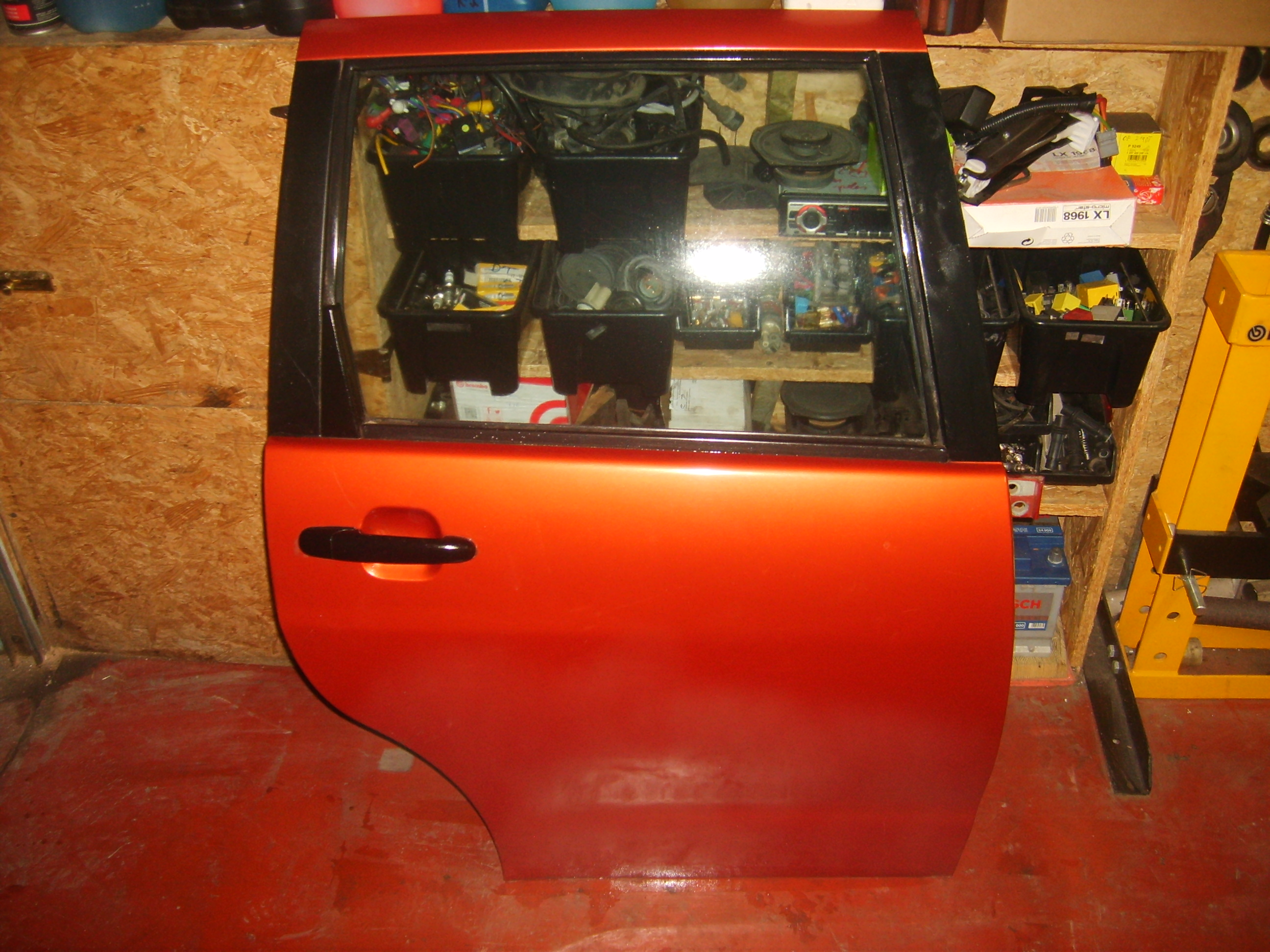 60€ Seat Cordoba deur rechts achteraan