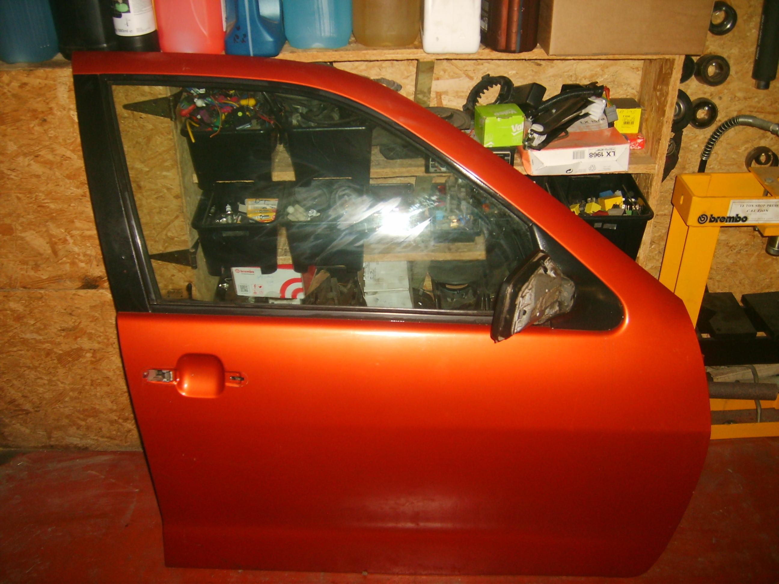 60€ Seat Cordoba deur rechts vooraan