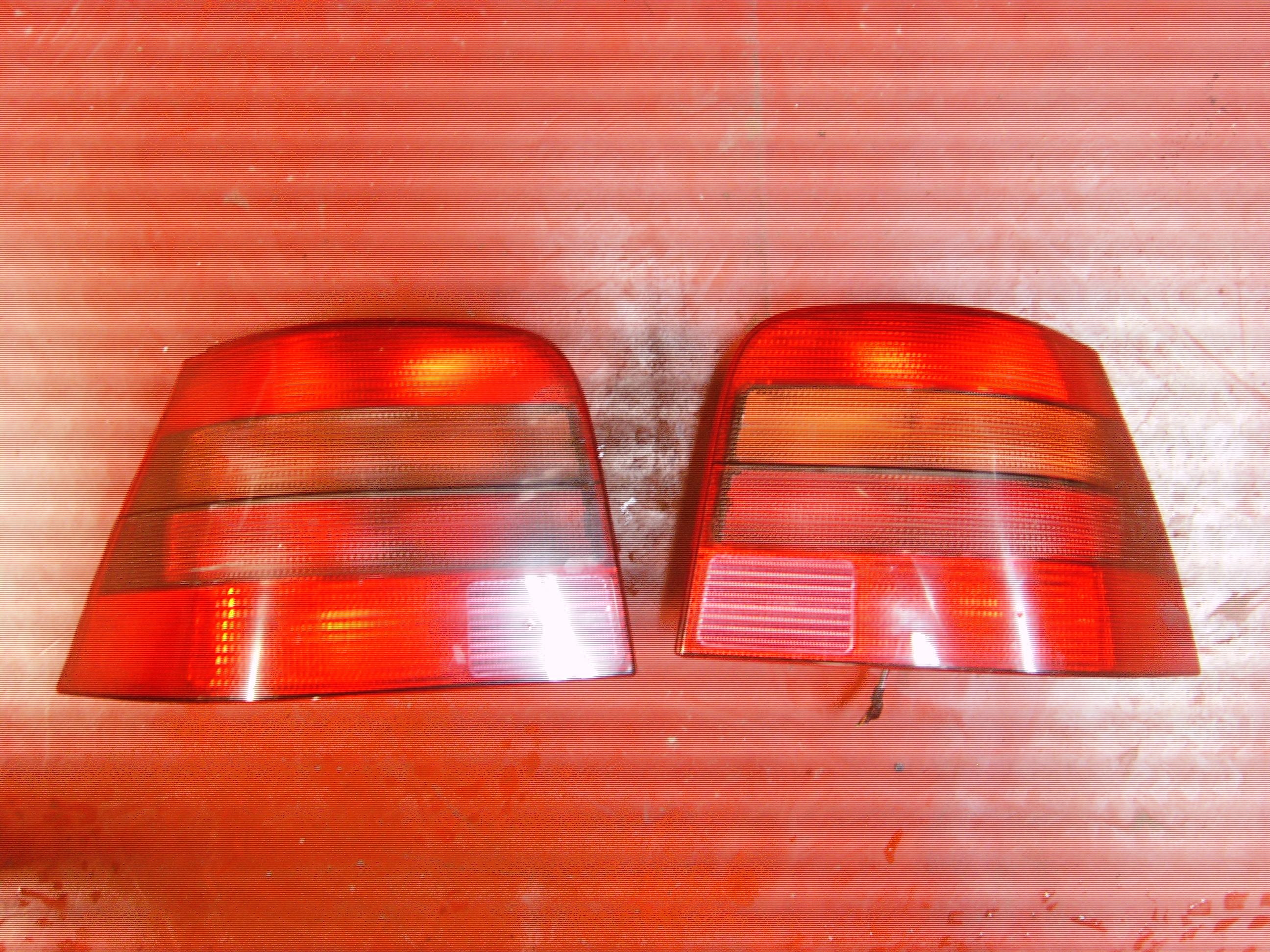 35€ Volkswagen Golf 4 achterlichten