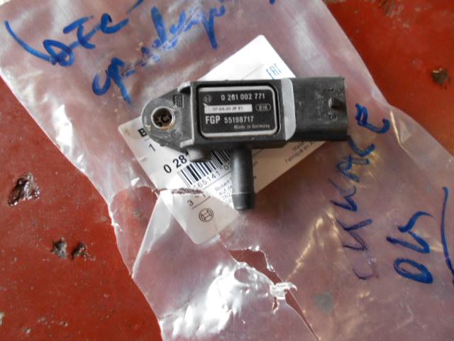 25€ Bosch druksensor partikelfilter