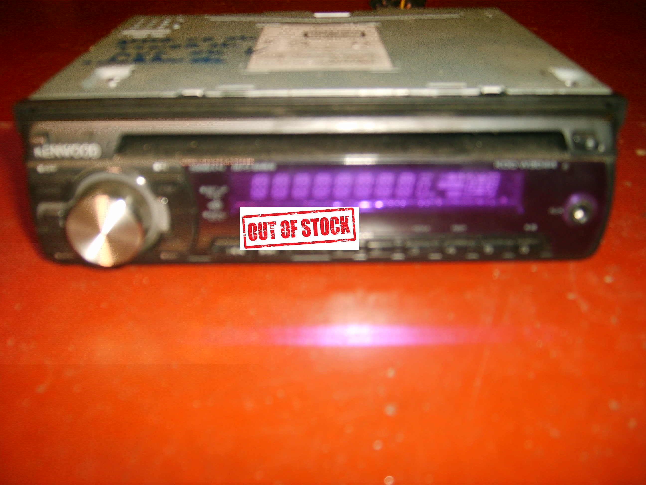 38€ Autoradio Kenwood KDC-W3044A