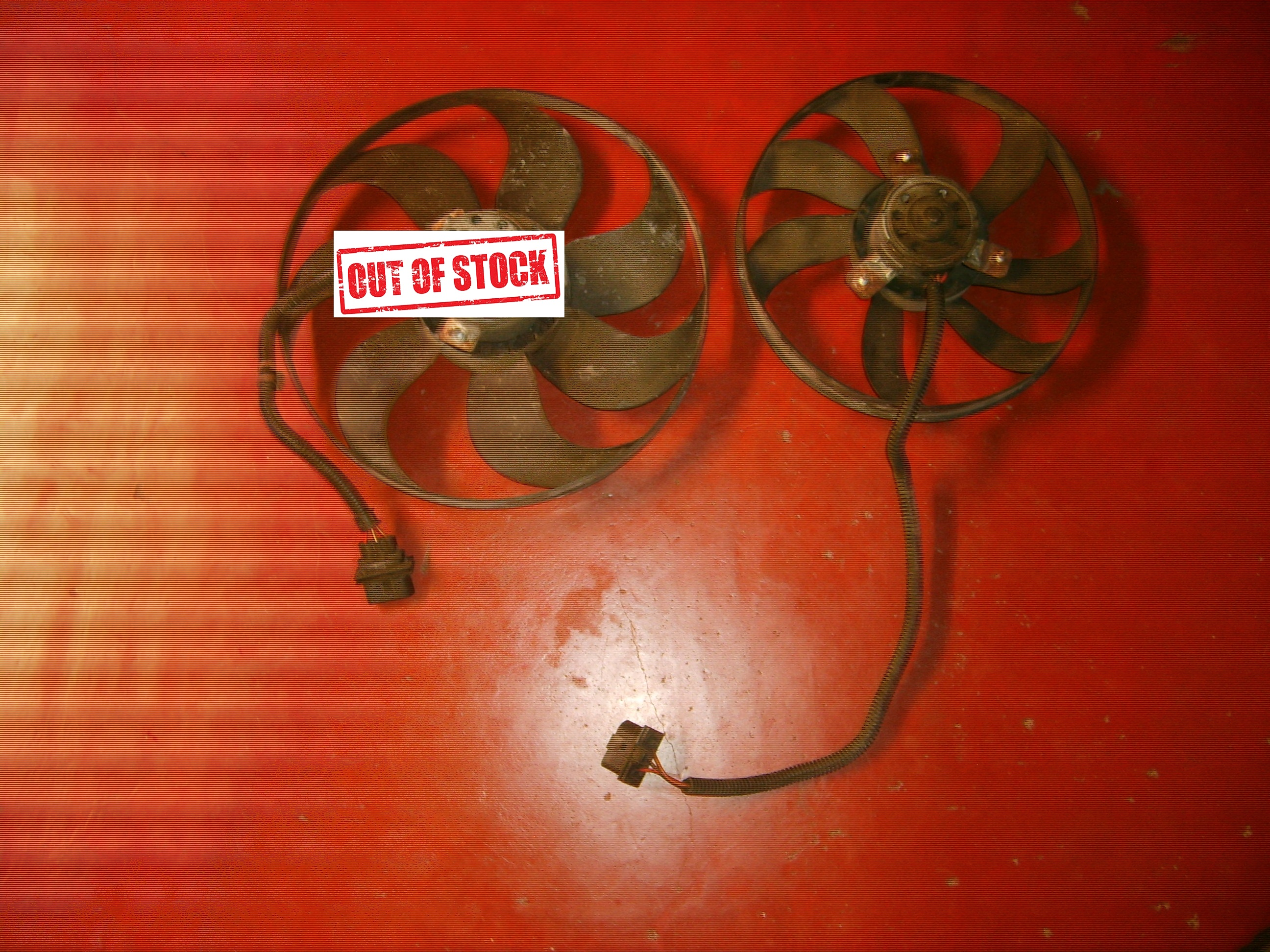 30€ Volkswagen Golf 4 ventilator v/e koeling. Top Deal!!