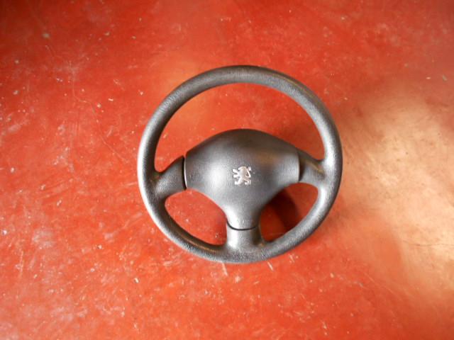 80€ Peugeot 206 stuur en airbag bestuurder