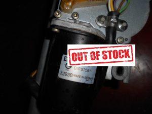 opel zafira a ruitenwissermotor en ruitenwissermechaniek 4044960 valeo en 128055..