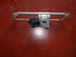 opel corsa b x10xe ruitenwissermotor en mechaniek vooraan 22107719 22084745 90200880 .