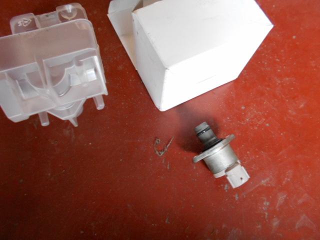 Vuldrukregelaar opel Zaf en Astra H 1.7. (Test onderdeel)